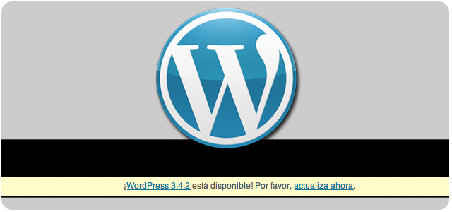 Descarga WordPress 3.4.2