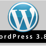 WordPress 3.8.3