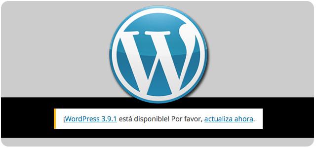 WordPress 3.9.1