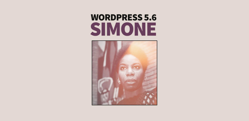 "WordPress 5.6 ""Simone"""